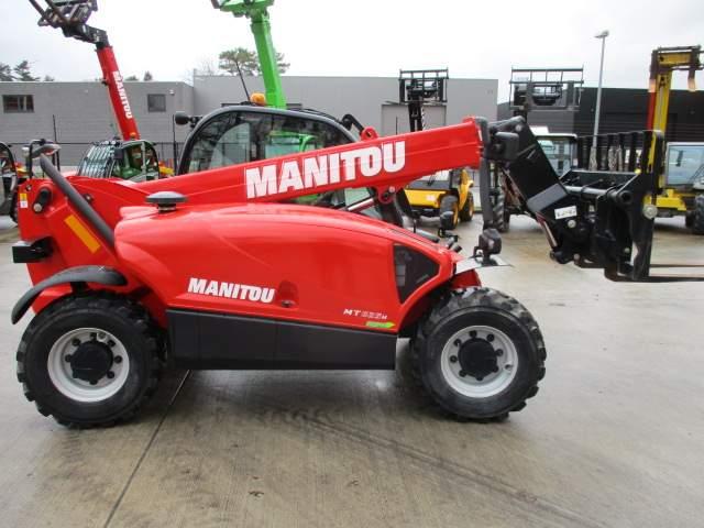 Afbeelding Manitou MT 625 H Comfort (362)