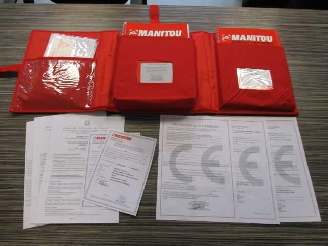 Afbeelding Manitou MRT 2150 + ST4  NIEUW